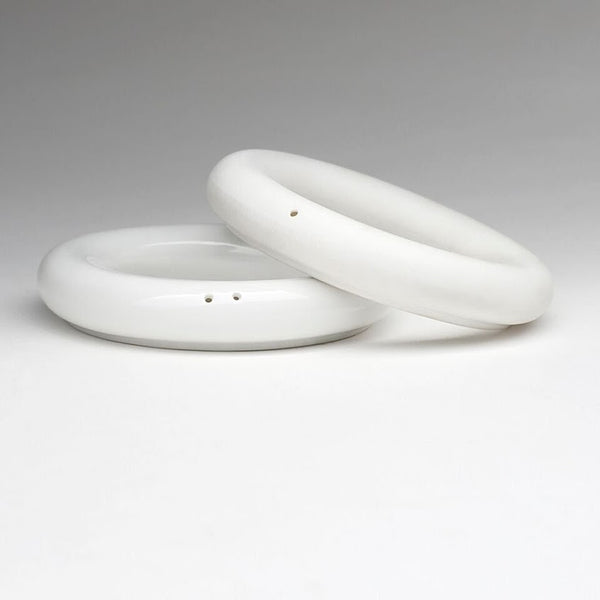 Maia Ming Designs - RINGS salt and pepper shakers