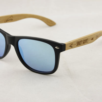 Wander & Co. x SHAKEY GRAVES Limited Edition Bamboo Sunglasses