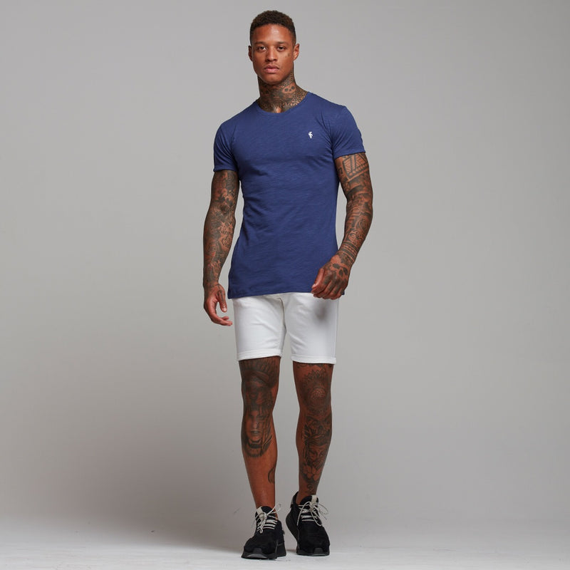 Father Sons Navy Slub Crew - FSH267