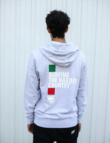 SURFING THE BASQUE COUNTRY CLASSIC Hoodie