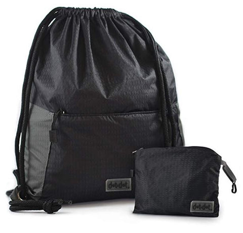 Packable Drawstring Backpack