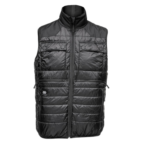 COOPH Heatable Photo Vest Black- Heatable Photo Vest Black