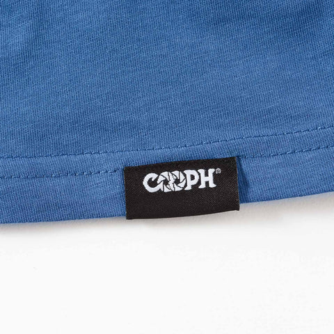 stitched-on COOPH label - T-Shirt ROCKTOGRAPHER - COOPH store