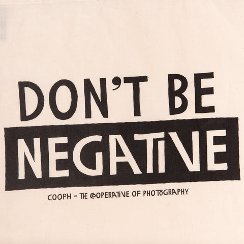 Print DONT BE - Canvas Bag DONT BE - COOPH store