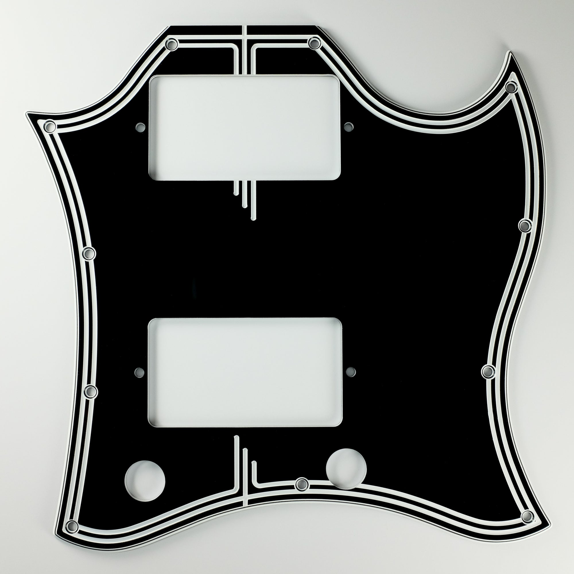 STREAMLINE - SG Pickguard (Full Face)