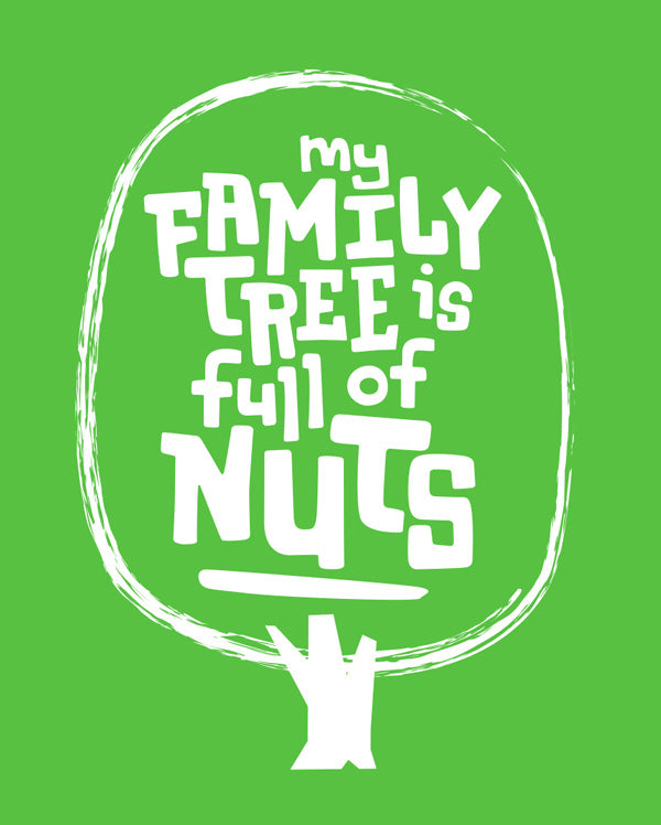 Baby Bodysuit | My Family Tree Is Full of Nuts