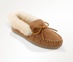 Moccasin - Alpine Sheepskin Moc