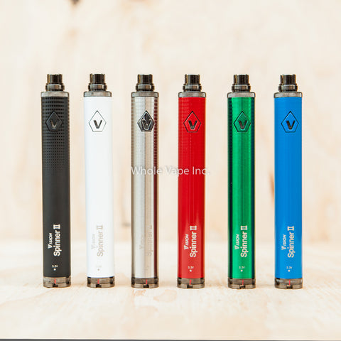 Vision Spinner II eGo Battery 1600mAh - Whole Vape Inc. - 1