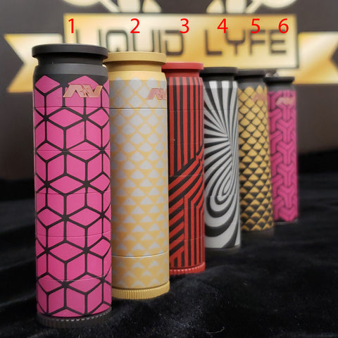 Copper Able Geometric Series by Avid Lyfe