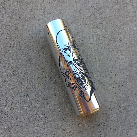 Authentic LE 3 Faces Aluminum Mod by J Mark ROGUE USA