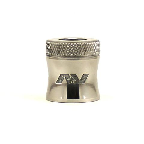 Wide Bore Captain Cap II by Avid Lyfe