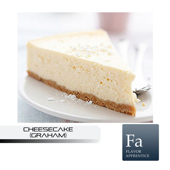 Cheesecake (Graham Crust) Flavour By Flavor Apprentice