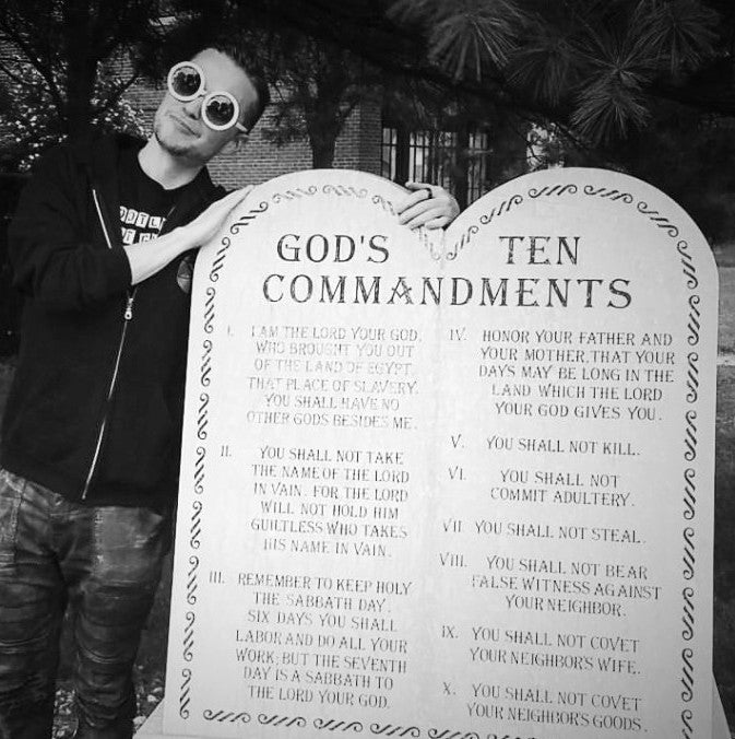 As Arkansas Erects Ten Commandments Monument, The Satanic Temple Prepares to File Religious Discrimination Suit