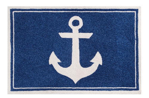 Anchor Hook Rug