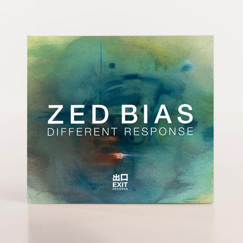 EXITCD017 - Zed Bias 'Different Response' CD + Digital Download
