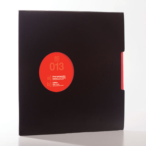 Exit013 - Chris Inperspective / Calibre