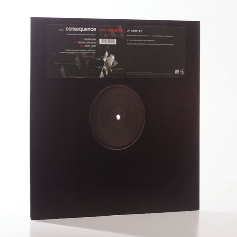 Exit017 - Consequence 'Live For Never LP Sampler'