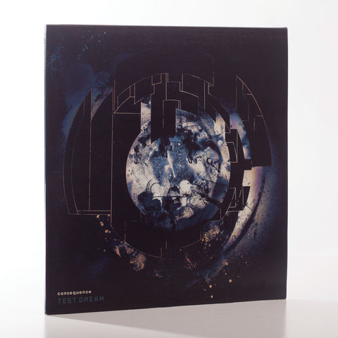 ExitLP010 - Consequence 'Test Dream' Album (Vinyl)