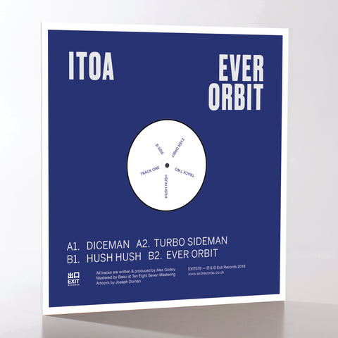Exit078 - Itoa 'Ever Orbit' EP