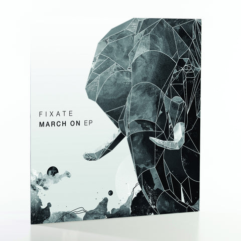 Exit067 - Fixate 'March On' EP