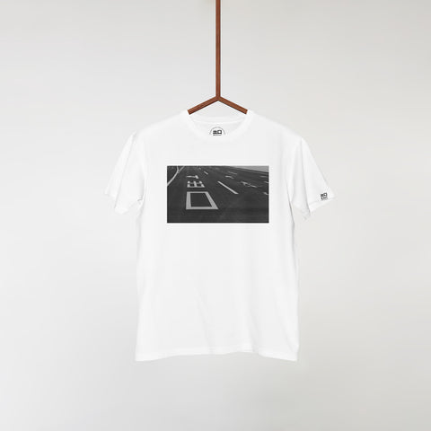 EXITLIMITEDTEE004 'Left of center'