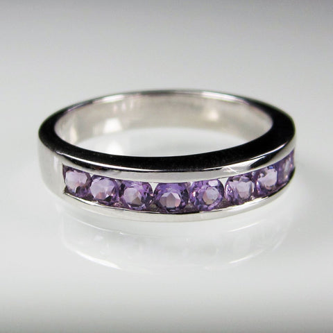 Eternity with Amethyst