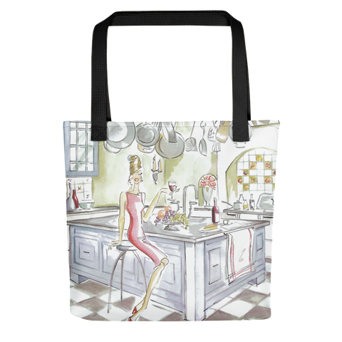 Stylish Farmers' Market Tote