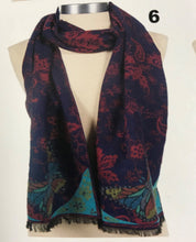 Cashmere Oblong Scarf