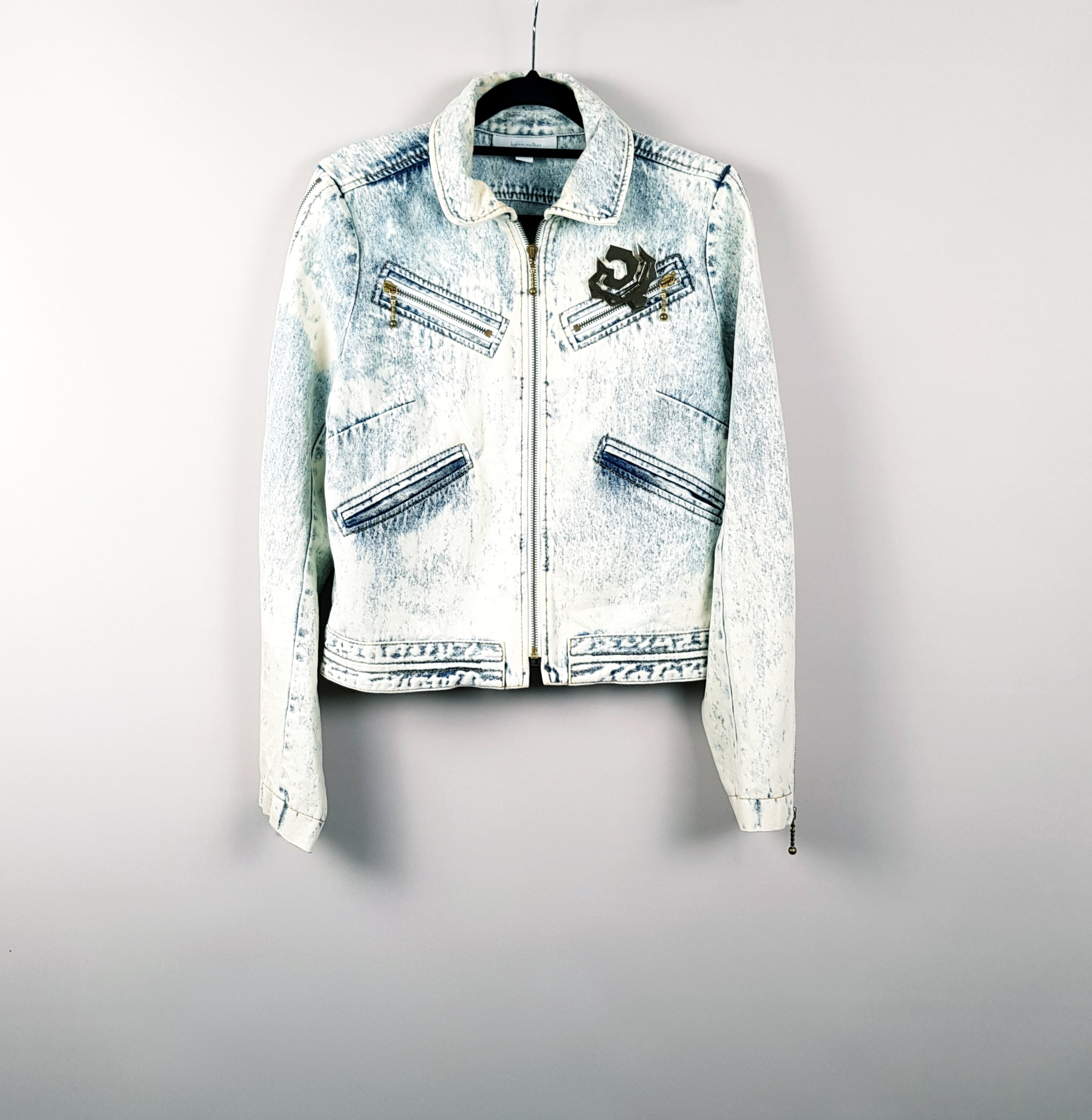 KAREN WALKER - Denim Jacket - PRELOVED