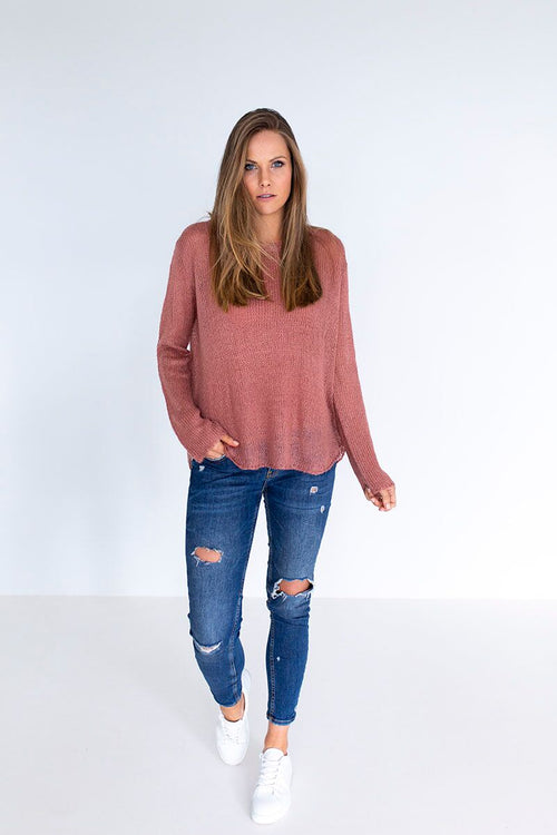 HUMIDITY - Desert Cleo Knit Jumper