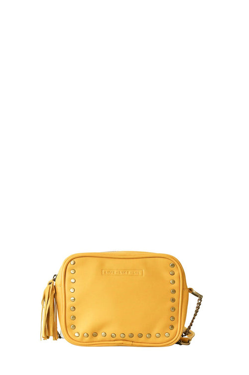 LIVE LIKE LIL - Yellow Willow Bag