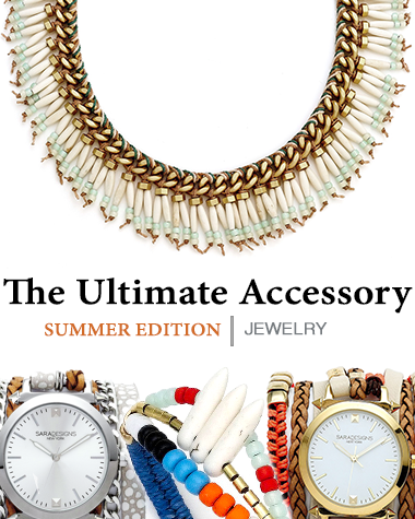 OUR SUMMER MUST-HAVES: JEWELRY