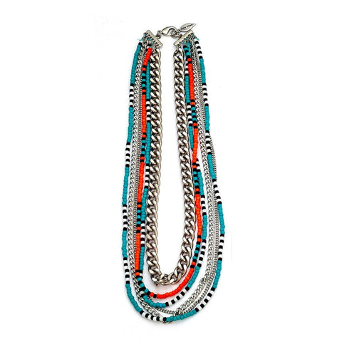 POMPIDO MULTI NECKLACE