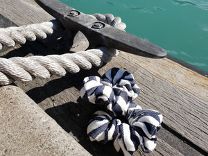 Scrunchies - Nautical