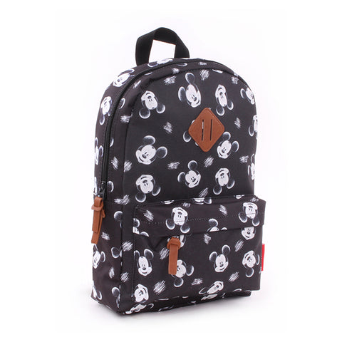Zaino Mickey Mouse My Little Bag Nero | DISNEY BAGS | RocketBaby.it