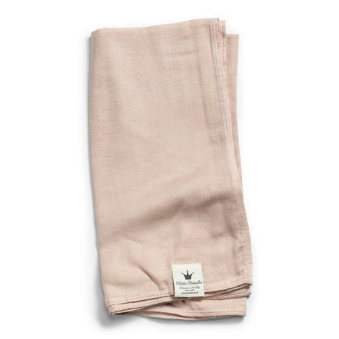 Set 2 Copertine SWADDLE Bamboo Powder Pink | ELODIE DETAILS | RocketBaby.it