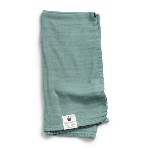 Set 2 Copertine SWADDLE Bamboo Mineral Green | ELODIE DETAILS | RocketBaby.it