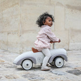 Macchinina Speedster Silk Grey | BAGHERA | RocketBaby.it