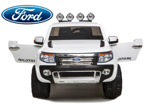 FORD RANGER BIANCO - BABYCAR - RocketBaby.it - RocketBaby