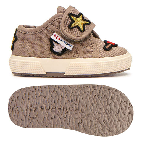 Sneakers Baby Superga Con Strappo Mushroom Like Star | SUPERGA | RocketBaby.it