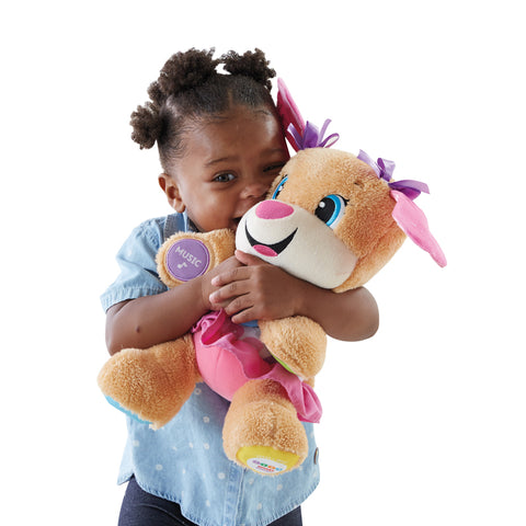 Peluche Musicale Puppy Sister | FISHER PRICE | RocketBaby.it