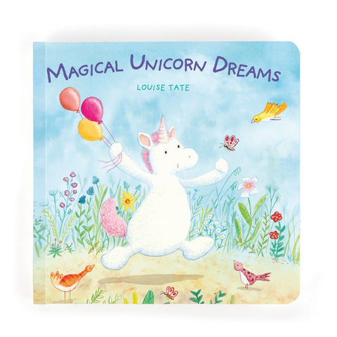 Unicorn Dreams Book Libro in Inglese | JELLY CAT | RocketBaby.it