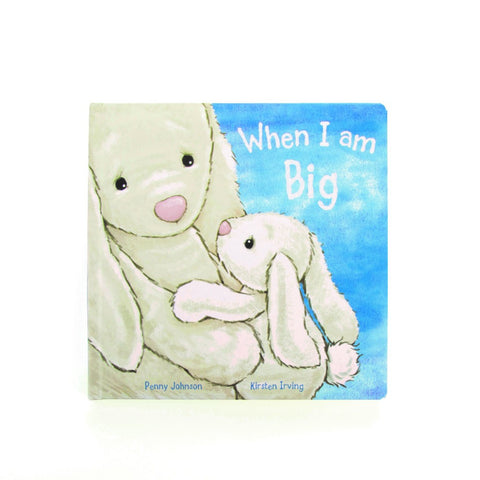 When I am big Book Libro in Inglese | JELLY CAT | RocketBaby.it