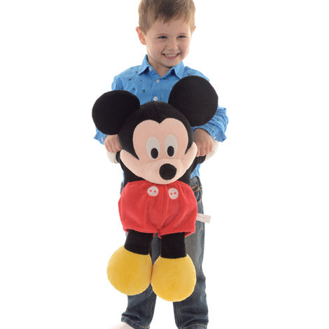 Peluche XL Disney Topolino Mickey Mouse Classic | DISNEY | RocketBaby.it