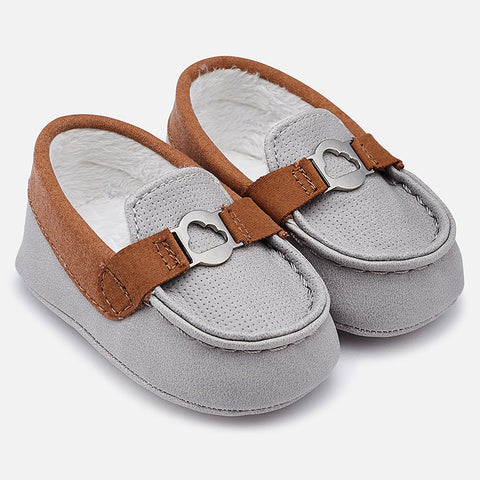 Scarpe Soft Sole Imbottite Mocassino Marengo | MAYORAL | RocketBaby.it