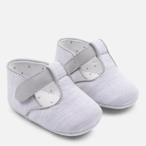 Scarpe Soft Sole Eleganti Argento | MAYORAL | RocketBaby.it