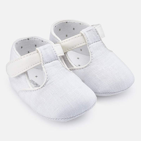 Scarpe Soft Sole Eleganti Bianco | MAYORAL | RocketBaby.it
