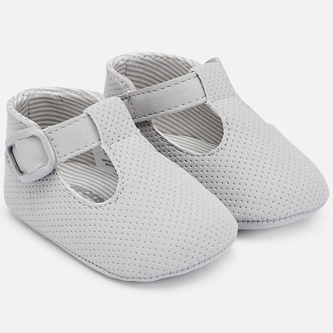 Scarpe Soft Sole con Strap Argento | MAYORAL | RocketBaby.it