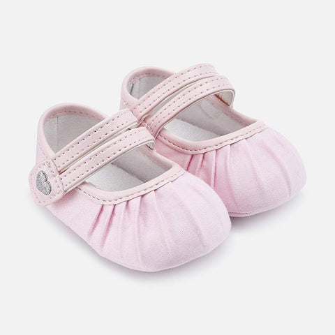 Scarpe Soft Sole Heart Rosa Baby | MAYORAL | RocketBaby.it