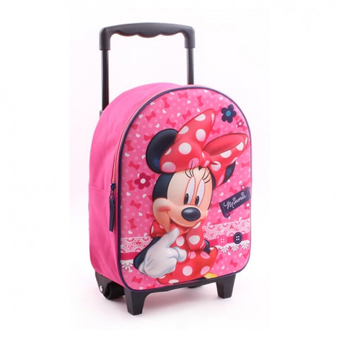 Trolley Zaino Minnie Mouse Dotty about Dots | VADOBAG | RocketBaby.it